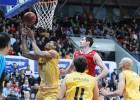 El Gran Canaria vence en Croacia y encarrila la eliminatoria