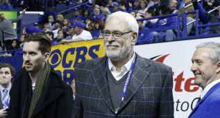 La NBA sanciona a los New York Knicks por culpa de Phil Jackson
