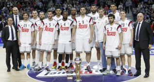 Nocioni se recupera y Pablo Laso viaja con sus 13 jugadores