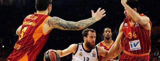 El Madrid arrasa al Galatasaray con 18 triples y 107 puntos