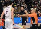 Oficial: 5 partidos de sanción a Shengelia y 4 a Dejan Todorovic