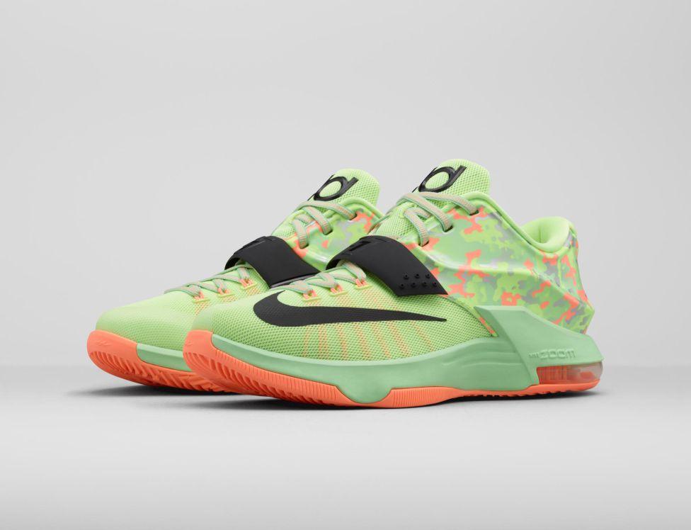 Nueva colección de baloncesto de Nike: Kobe, LeBron, Durant