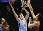 Balvin y Byars dan un respiro al Baloncesto Sevilla ante el Estu