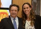 """Amaya Valdemoro presenta su biografía: """"Nací luchando"""""""