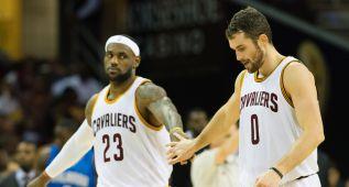 """Love le 'quita' el MVP a LeBron James: """"Voy con Westbrook"""""""