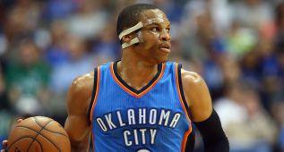 """Bird: """"Espero que Westbrook gane 10 MVPs seguidos"""""""
