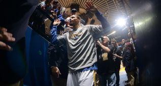 La NBA tiene un nuevo rey: Stephen Curry está en racha