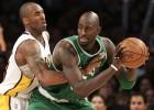 Garnett y Kobe estuvieron cerca de jugar juntos en los Wolves