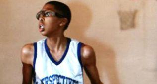 ¿Qué actual jugador NBA lucía este aspecto en el instituto?