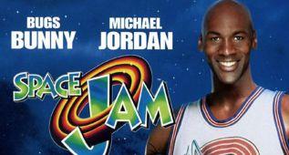 Jordan y su 'trash talking' a los extras en el rodaje de Space Jam