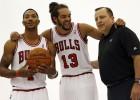 Los Bulls de Thibodeau, mejores visitantes que los de Jordan