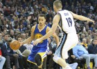 Curry (38-10) conquista Memphis y da otro paso más hacia el MVP
