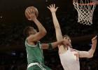 Los Celtics ganan en el Madison pese a la resistencia de Bargnani