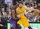 Toronto gana a unos pobres Lakers y consigue el Atlántico