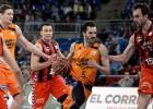 El Baskonia se sobrepone a las bajas y gana al Valencia