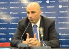 Joan Peñarroya (Morabanc); mejor técnico del mes de marzo
