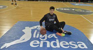 Marko Todorovic es el MVP de marzo en la Liga Endesa