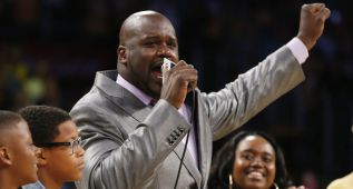 """Shaquille O'Neal, a Chris Paul: """"Los Clippers apestáis"""""""