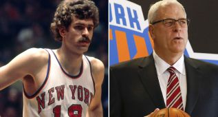 Phil Jackson, de los mejores Knicks de siempre... a los peores
