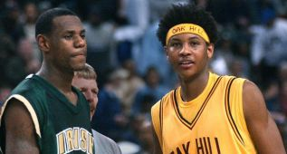 El Oak Hill de Carmelo, el mejor trampolín para la NBA