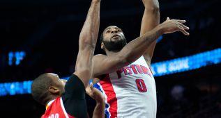 Drummond y los Detroit Pistons superan a los Atlanta Hawks