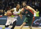 Un brillante Causeur apaga el ímpetu del Baloncesto Sevilla