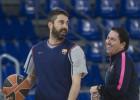 Juan Carlos Navarro cumple en el Clásico 600 partidos ACB
