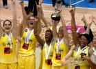 Sorpresón: el Praga de Laia Palau, campeón de Europa