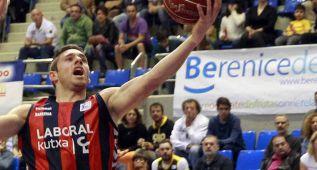 El MVP Fabien Causeur lidera el quinteto de la jornada