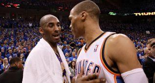 """Kobe Bryant sale en defensa de Westbrook: """"Parad esto"""""""