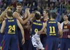 El Barcelona blinda el Palau
