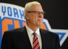 Se acabó el 'annus horribilis' de los Knicks: tu turno, Jackson