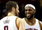 """LeBron bromea: """"¿A quién le daría el MVP? A Kevin Love"""""""