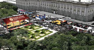 La Plaza de Oriente acogerá la 'fan zone' durante la Final Four