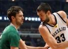 Los europeos mandan: habrá 31 en los Playoffs de la NBA