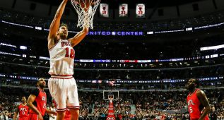 Casi 22 millones de seguidores acudieron a las canchas NBA