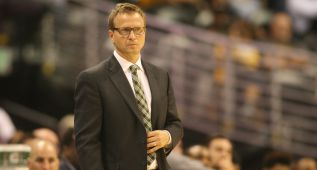 Oficial: Los Oklahoma City Thunder despiden a Scott Brooks