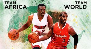 La NBA jugará en agosto su primer partido en África