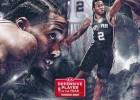 Kawhi Leonard, elegido Mejor Defensor del Año en la NBA