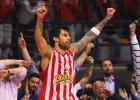 Georgios Printezis, verdugo del Barcelona, MVP de abril