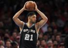 Tim Duncan amplía su grandeza en los playoffs de la NBA