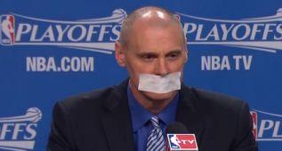Rick Carlisle contestó así a una pregunta sobre los árbitros