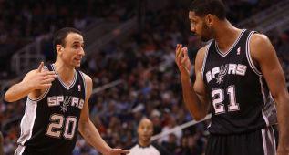 Duncan y Ginóbili seguirían un año más en San Antonio