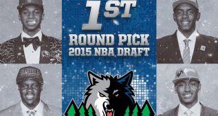 Los Wolves de Ricky Rubio tendrán el uno en el draft'15