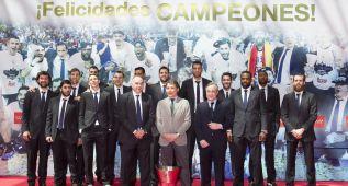 Ayón por Bourousis en un Madrid que acudirá al Bernabéu