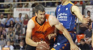 Andy Panko y su reacción al no ser nombrado MVP de la ACB