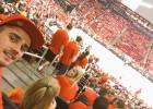 """Griezmann, """"como un niño"""" viendo el Rockets-Warriors"""