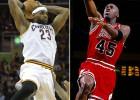 Los Cavs lo tienen claro: LeBron ya está a la altura de Jordan