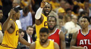 Nowitzki, Duncan... las cuatro finales anteriores de LeBron
