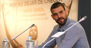 """Marc: """"No me he planteado aún si estaré en el Eurobasket"""""""